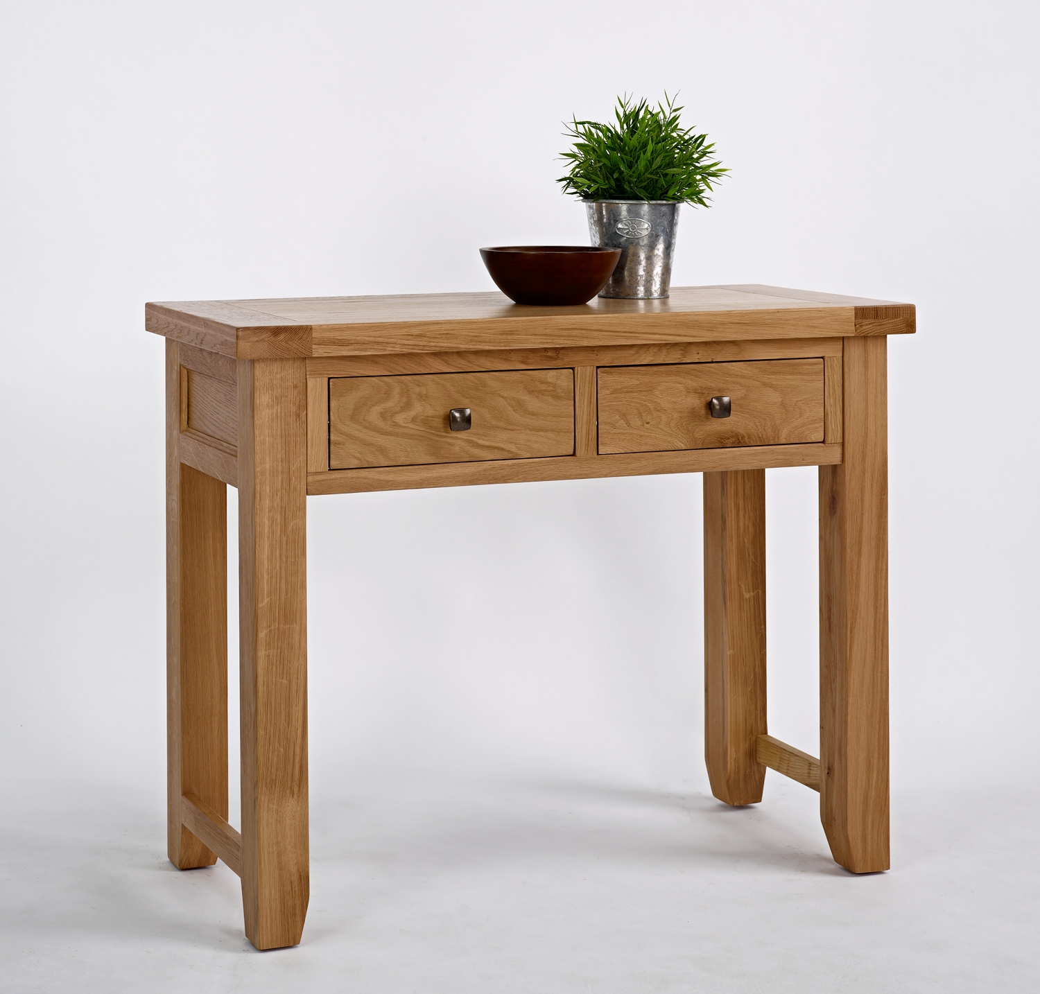 mobel solid oak console. Mobel Solid Oak Console